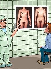 Plastic surgeon uses futanari patient